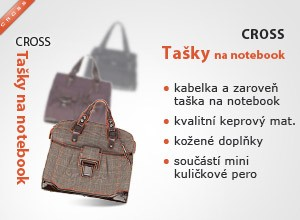 Cross - Ta�ky na notebook