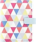 Organizér Filofax Geometric Pocket