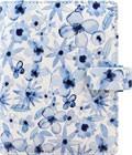 Organizér Filofax Indigo Floral Pocket