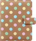 Organizér Filofax Pastel Spots Pocket