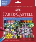 Pastelky Faber-Castell - 60 kusů