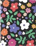 Zápisník Filofax 360° A5 Floral