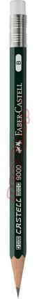 Tužka Faber-Castell 9000 Perfect Pencil (krátká)