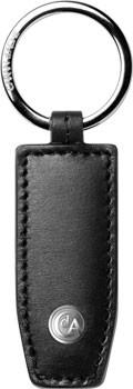 Kožená klíčenka Caran d'Ache Haute Maroquinerie Black