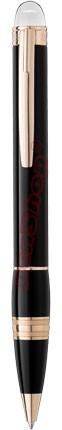 Kuličkové pero Montblanc Starwalker Red Gold Resin