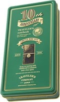 Kazeta Midori Traveler's Notebook Mini 10th Anniversary Edition Green