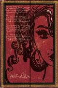 Zápisník Paperblanks Mini Embellished Manuscripts Amy Winehouse, čistý