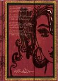 Zápisník Paperblanks Midi Embellished Manuscripts Amy Winehouse, linkovaný