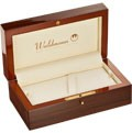 Luxusní dřevěná dárková krabička Waldmann Marble, na 1-2 pera