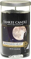Svíčka Yankee Candle válec střední Midsummers Night