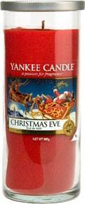 Svíčka Yankee Candle válec velký Christmas Eve