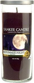 Svíčka Yankee Candle válec velký Midsummers Night