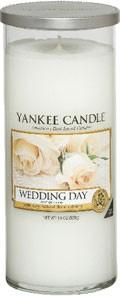 Svíčka Yankee Candle válec velký Wedding Day