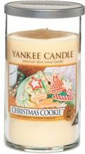 Svíčka Yankee Candle válec střední Christmas Cookie