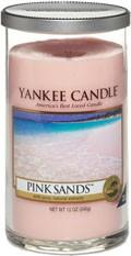 Svíčka Yankee Candle válec střední Pink Sands