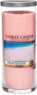 Svíčka Yankee Candle válec velký Pink Sands