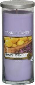 Svíčka Yankee Candle válec velký Lemon Lavender
