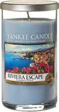 Svíčka Yankee Candle válec střední Riviera Escape