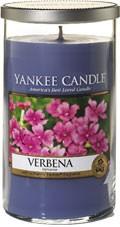 Svíčka Yankee Candle válec střední Verbena